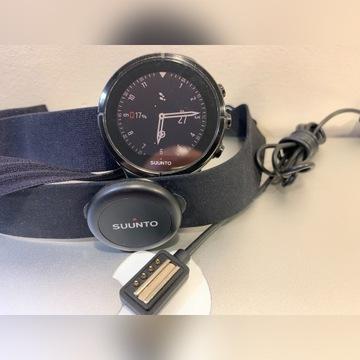 SUUNTO SPARTAN ULTRA All Black Titanium + HR (pas