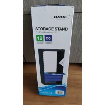 Stojak bluray Storage Stand x18  Nowy