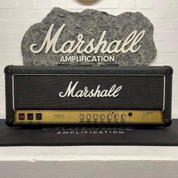Marshall Jubilee 2555 JCM 100/50W 1988r. Oryginał