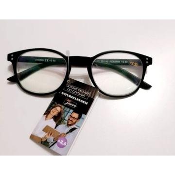 Gotowe okulary do czytania 2,5