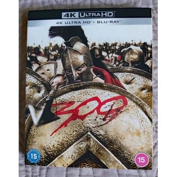 300_ film 4K UHD +  BLURAY