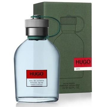 HUGO BOSS MAN GREEN ZIELONY 150 ml EDT FOLIA