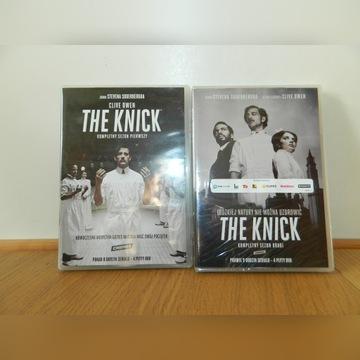 THE KNICK sezon 1 i 2 serial Stevena Soterbergha