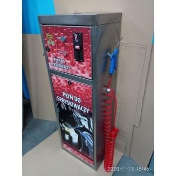 Dystrybutor płynu do spryskiwaczy automat nalewak