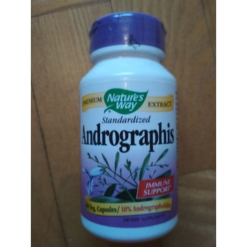 Nature's Way, Andrographis, 300 mg, 60 Vcap