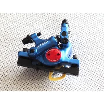 Hamulec Zoom Xtech HB100 hybrydowy hydrauliczny.