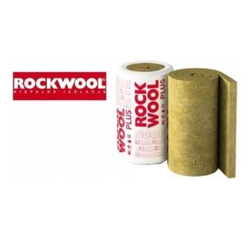 Wełna Rockwool MEGAROCK PLUS 180 mm - 11 rolek