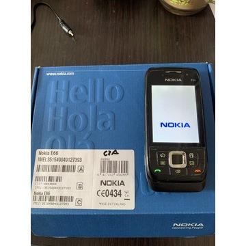 Nokia e66 bez sim locka pudło