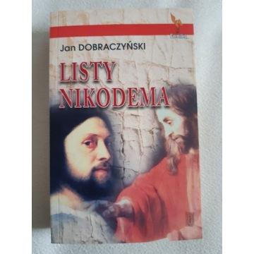 "Ksiażka ""Listy Nikodema"""