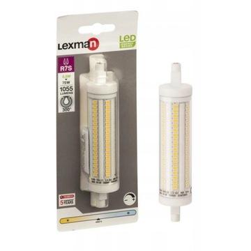 Żarówka LED R7S (230 V) 8.5 W 1055 lm LEXMAN