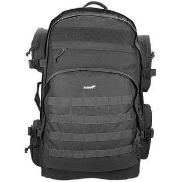 Plecak Taktyczny Grizzly 65L Czarny firmy Texar