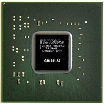 Nowy układ Chip BGA NVIDIA G86-741-A2