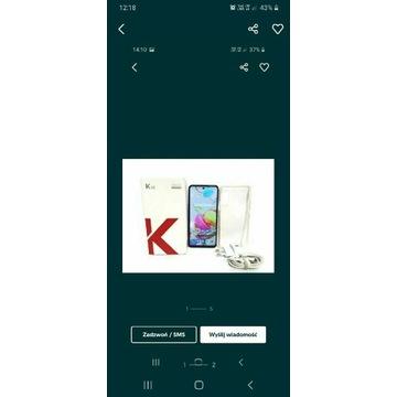 Telefon LG k42