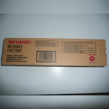 TONER SHARP SF-216T1 2116 2118 czarny ORYGINALNY