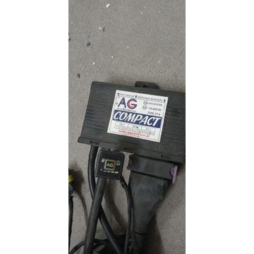Instalacja gazowa AG compact CT-4