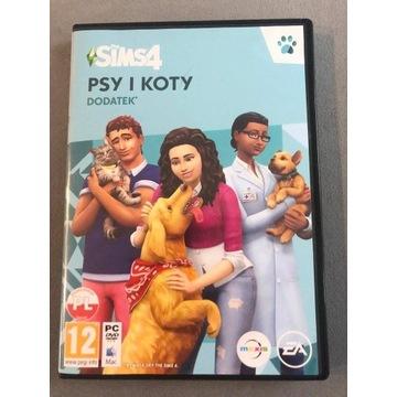 Sims4 Psy i Koty dodatek bez klucza