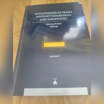 Wprowadzenie do prawa wspólnot Europejskich