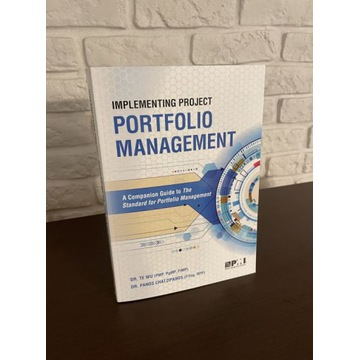 Implementing Project Portfolio Management - Te Wu