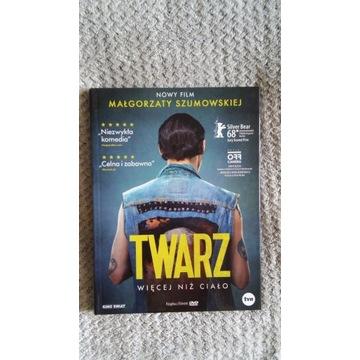 Twarz - film Małgorzaty Szumowskiej - DVD