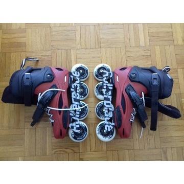 Rollerblade 80 pro r. 40,5 (idealne dla 42)