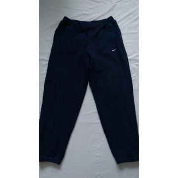 Spodnie dresowe bawełniane  Nike rozm.XL