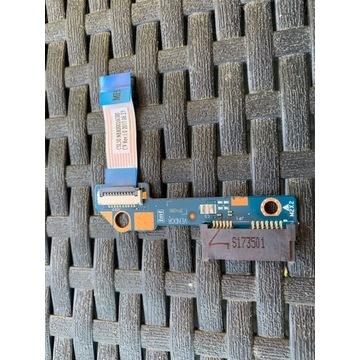 Części do laptopa HP 250 G6 gniazdo zasilania itp
