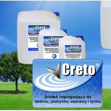 Środek impregnujący do betonu IMPREGNAT CRETO 2,5l