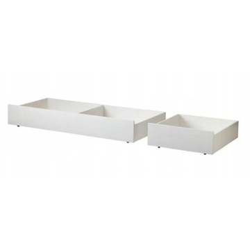 IKEA komplet dwóch szuflad BRUSALI