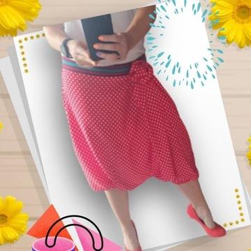 Spodnie alladynki S