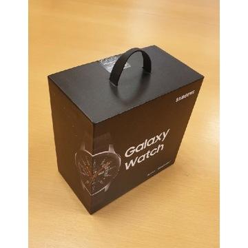 Samsung galaxy watch 46mm R800 silver (gwarancja)