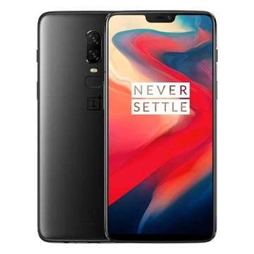 OnePlus 6 8/128 GB Czarny Midnight Black