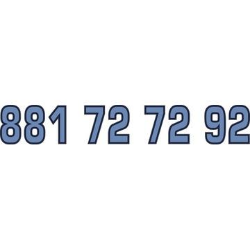 881 72 72 92 ZŁOTY NUMER STARTER PLAY
