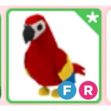 Adopt me Fr parrot