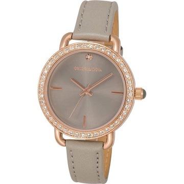 """Crystal&Co. zegarek kwarcowy """"Elise"""""""