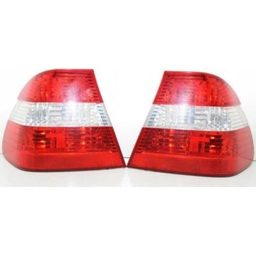 Lampy tył BMW e46 polift 2001-2005 komplet