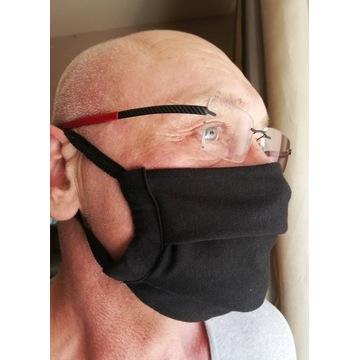 Szycie maska maseczka wielokrotnego użytku 10 szt