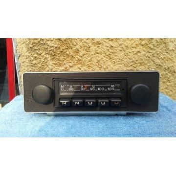 Zabytkowe Radio VW Garbus Bulik Ogórek T1 T2
