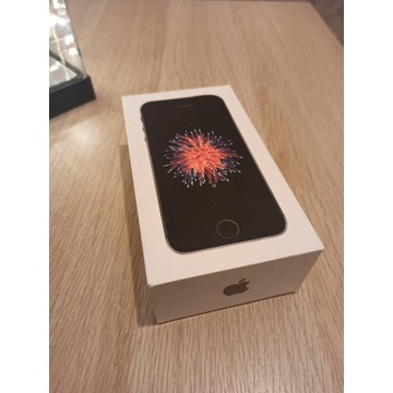 IPhone SE, Space Gray, 32 GB