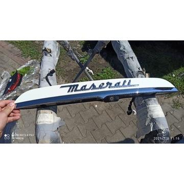 Blenda Klapy Tył Maserati Ghibli