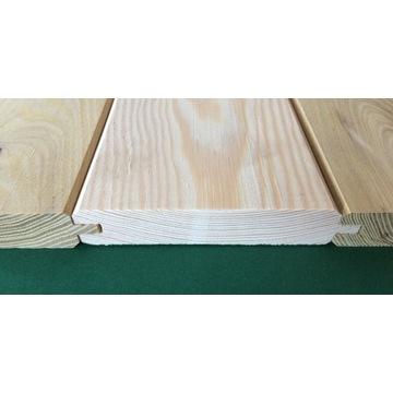 Podbitka dachowa drewniana IMPREGNOPWANA