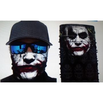 Joker kominiarka, bandana, komin, chusta,maska