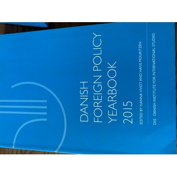 Danish Foreign Policy Yearbook 2015