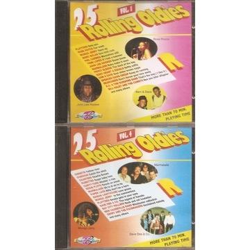 25 rolling oldies 3CD