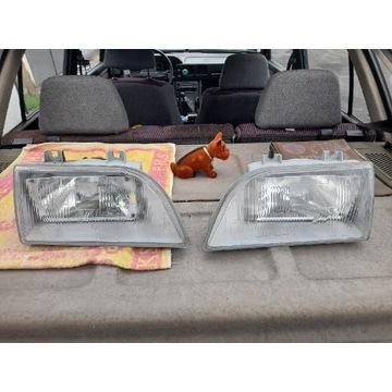 Reflektory Polonez Caro komplet prawie nowe
