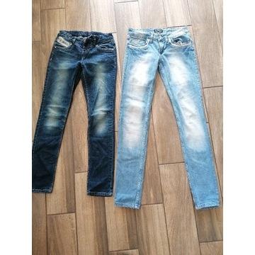 Tommy-hilfiger , Armani  oryginalne jeans