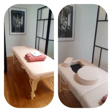 Łóżko do masażu ciążowego I klasycznego AvenoLife.