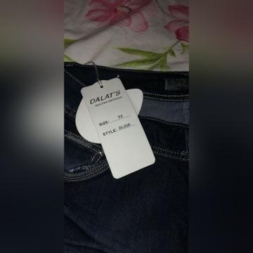 Spodnie Jeansowe, rozmiar 42. Nowe