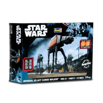 Model AT-ACT Walker Star Wars Revell ( REV-06754 )