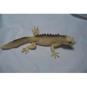 Waran z Komodo figurka zwierzątko 19 x 4 cm