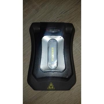 Wurth latarka LED